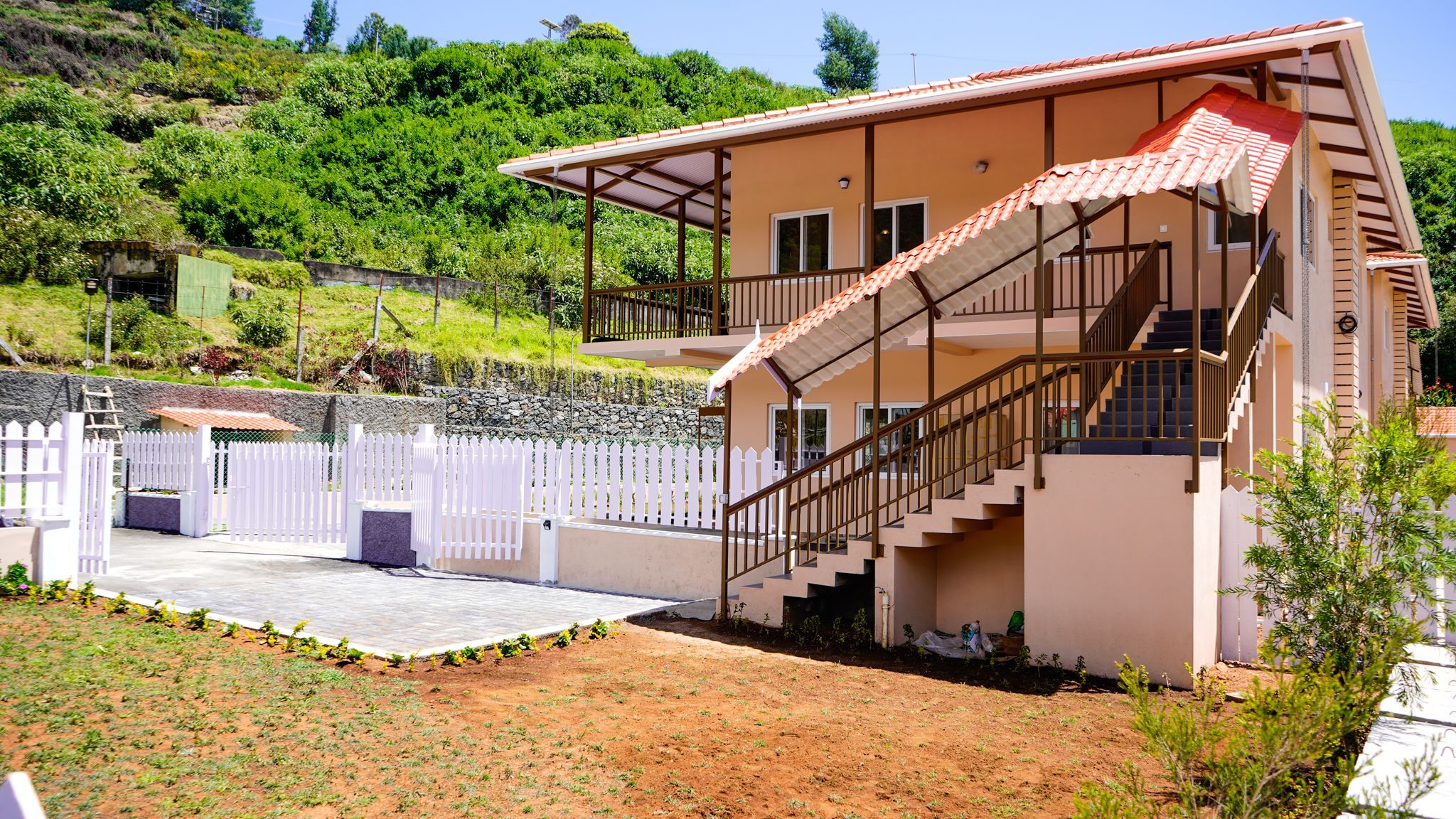 Streamside Lupin, Salvia, Lantana - Apartments for Sale in Ooty