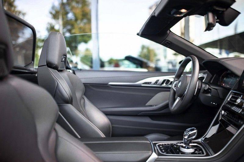 BMW 8 Serie 840d xDrive High Executive *Laser / Harman-Kardon / HUD / Nachtzicht / Carbon / ACC / Nekverwarming* afbeelding 8
