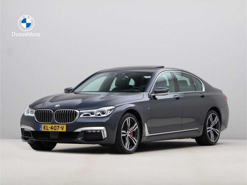 BMW 7 Serie 750i xDrive High Executive M-Sport afbeelding 1
