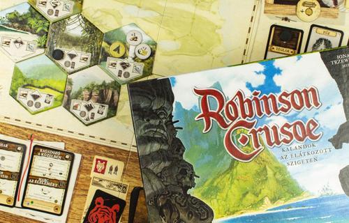 Robinson Crusoe – amikor még Pénteknek is 13-a van