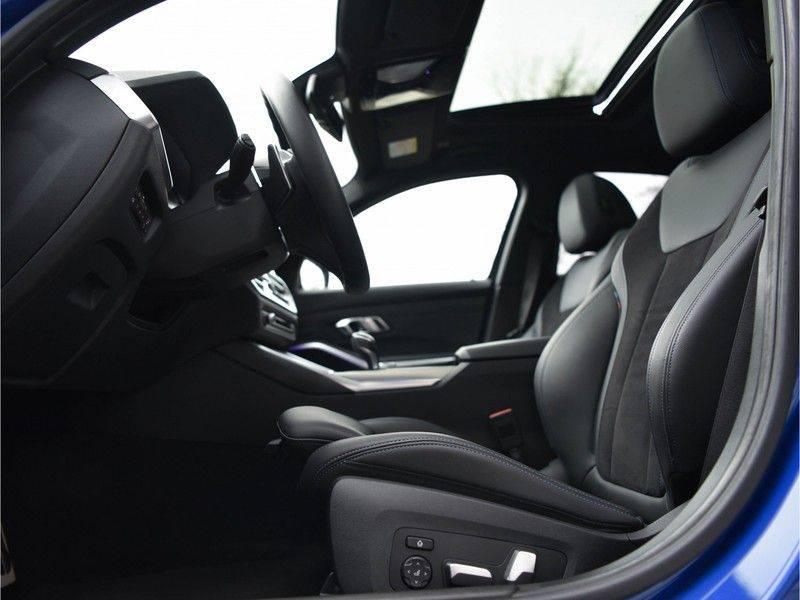 BMW 3 Serie 320d 190pk M-Performance Dak Laser HUD El-Memo Standk DA HiFi Keyless Live-Cockpit afbeelding 8
