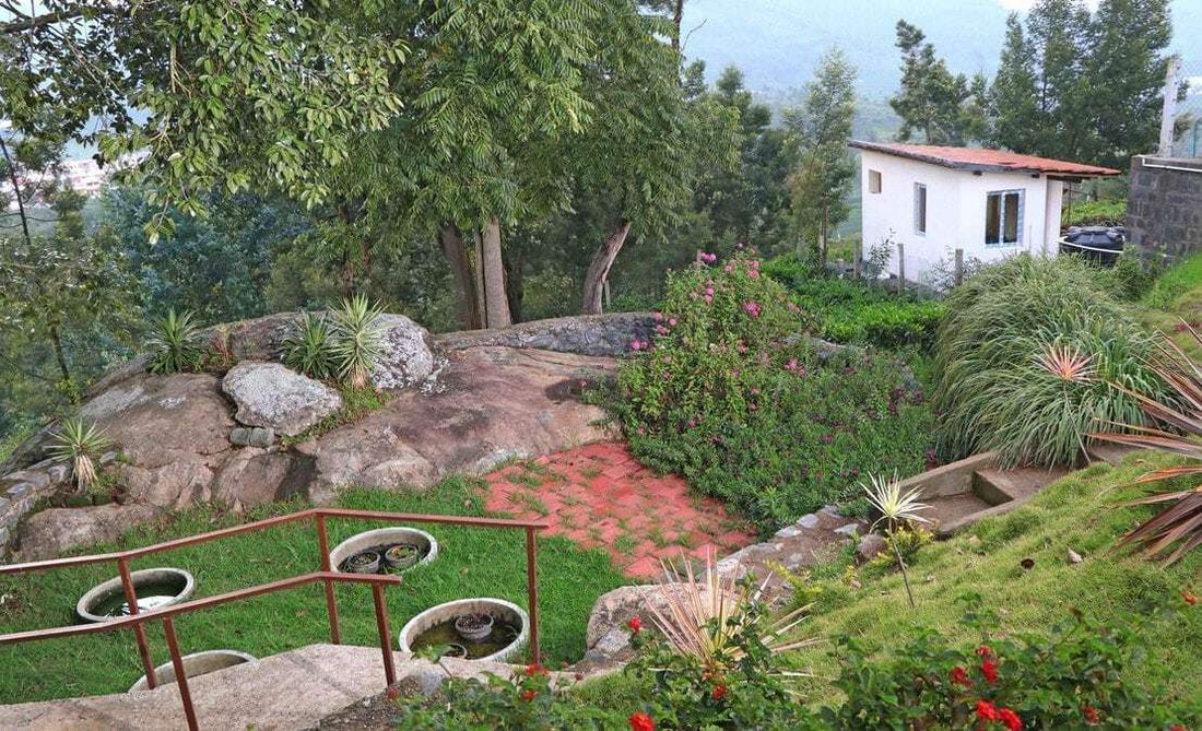 Jade Greens House Kattabettu Beautiful garden