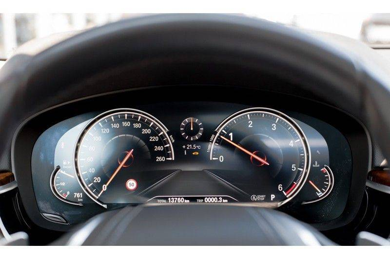 BMW 5 Serie 530d xDrive Luxury Line NW â¬100.000,- afbeelding 15