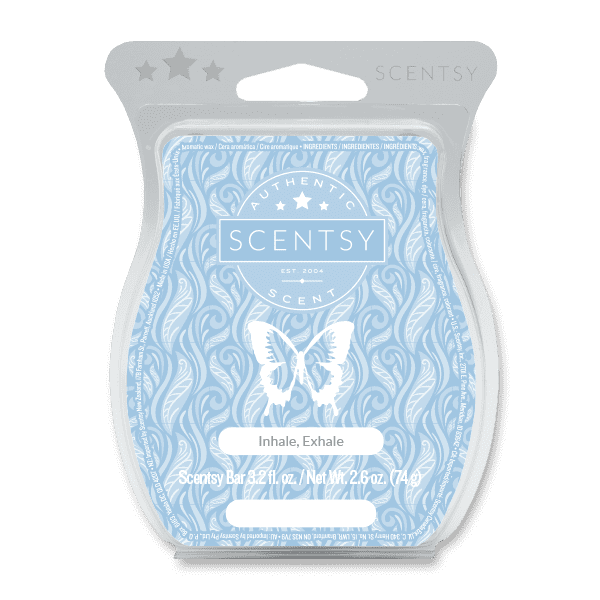 Picture of Inhale, Exhale Scentsy Bar