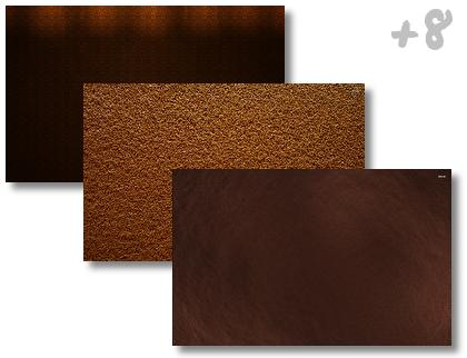 Brown theme pack