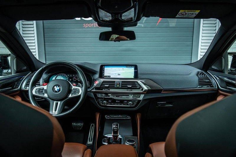 BMW X4 M Competition, 510 PK, Pano/Dak, Drving Assistant Plus, Harman/Kardon, M/Sport Seats, Head/Up, Keyless, 2020, 19DKM!! afbeelding 3
