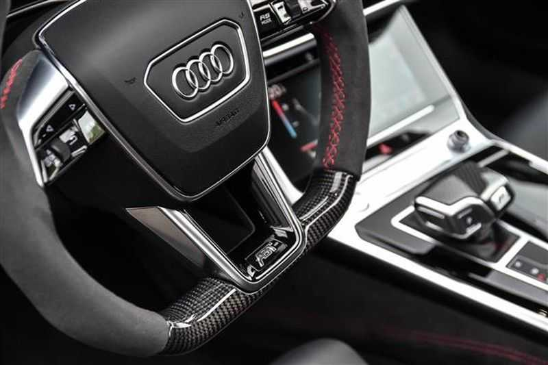 Audi RS6 RS6R ABT LIMITED 1/125 (740 PK / 920 NM) NP.305K afbeelding 4
