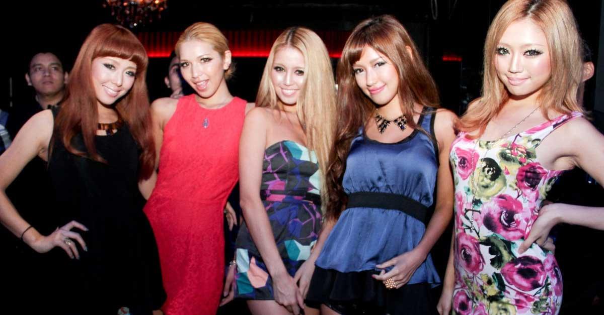 5 Tipe Wanita Cantik Di Club Idaman Pria