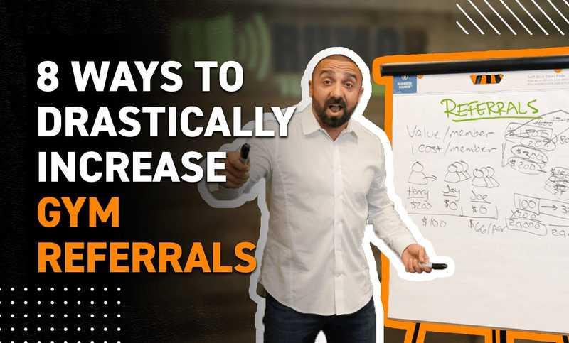 8 ways to get referrals