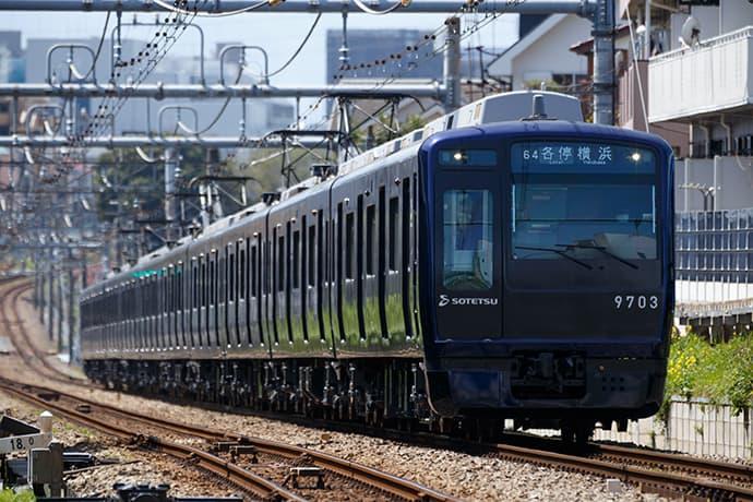 9000系電車の外観