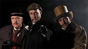 Hound of the Baskervilles at SBCC