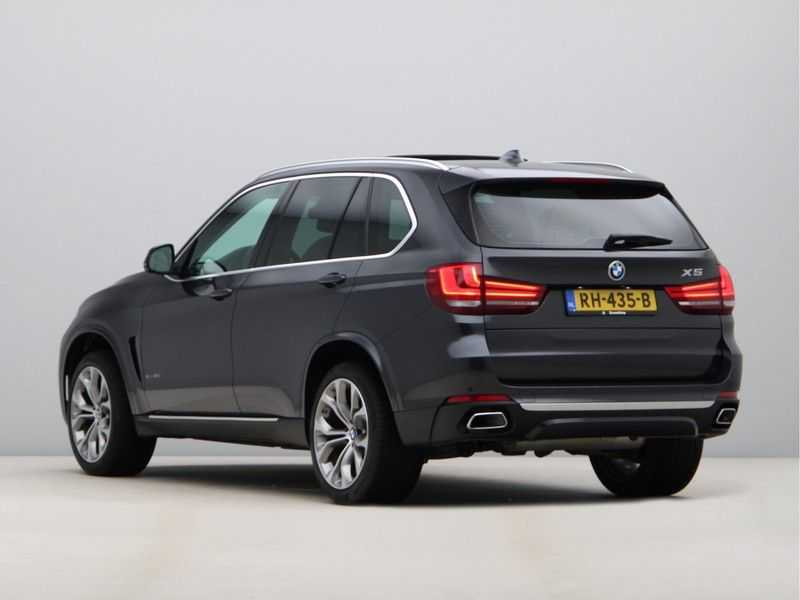 BMW X5 xDrive30d High Exe 85 Dkm afbeelding 8