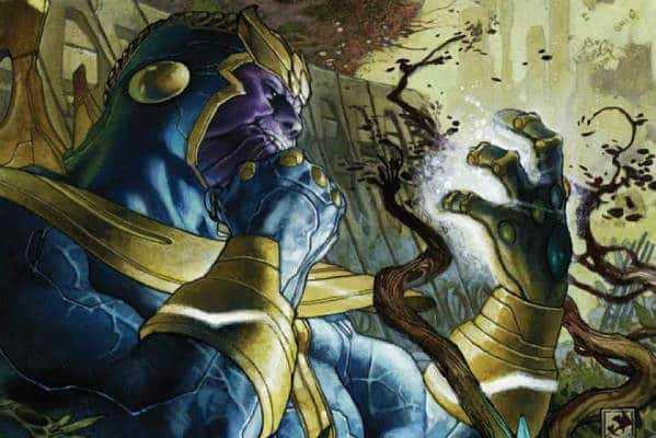 A Ascensão de Thanos mostra passado de thanos
