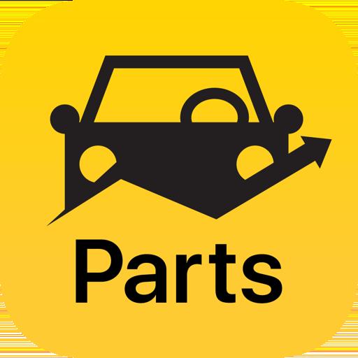 Fleetio parts app icon