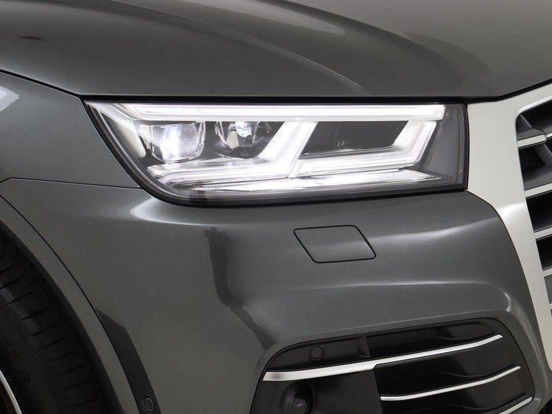 Audi Q5 50 TFSI e 299 pk quattro S edition   S-Line  Matrix LED koplampen   Assistentiepakket City/Parking   360* Camera   Trekhaak wegklapbaar   Elektrisch verstelbare/verwambare voorstoelen   Verlengde fabrieksgarantie afbeelding 15