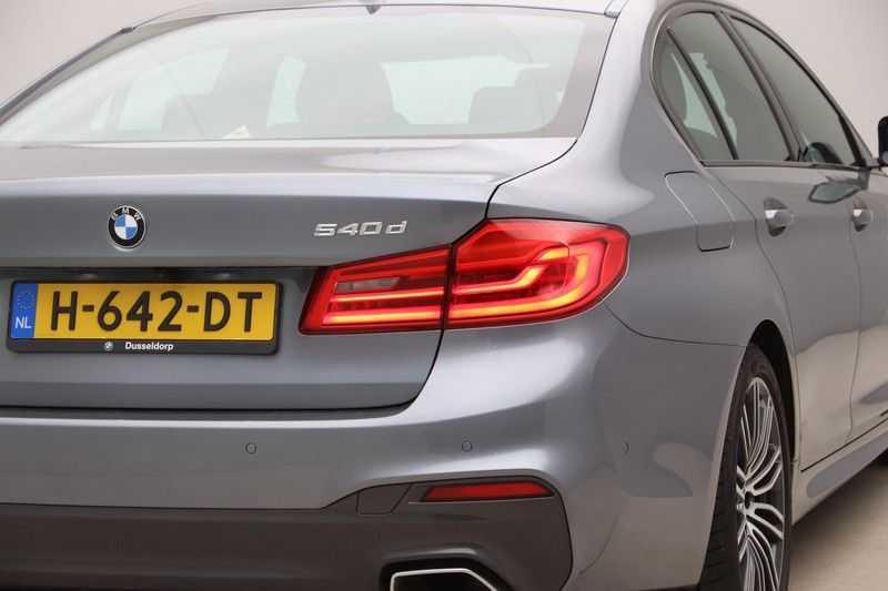 BMW 5 Serie 540d xDrive High Executive afbeelding 22
