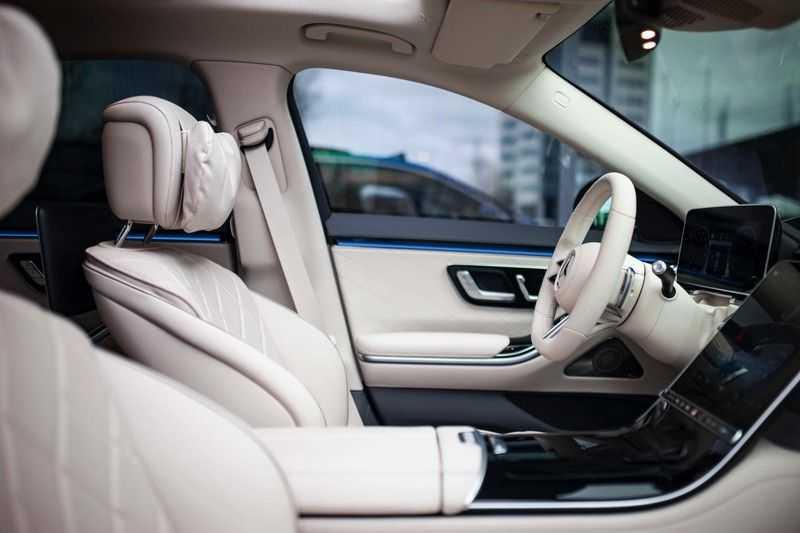 "Mercedes-Benz S-Klasse 500 4Matic Lang AMG *Pano / 3D Burmester / HUD / Distronic / 21"" / 3D Display* afbeelding 18"