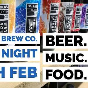 Onwards! Our next event will be less snowy and much more pizza-tastic courtesy of @monstapizza. See you there. #highwycombe #craftbeer #brewery #opennight #comeondown