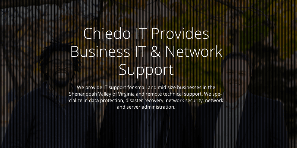 Chiedo Inc. Umbrella Continues to Grow With Acquisition of IT Company