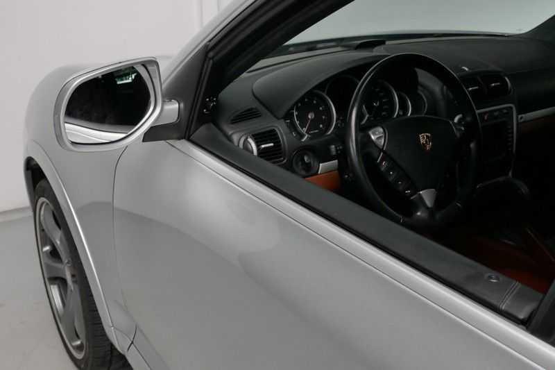 Porsche Cayenne 4.8 Turbo 500pk afbeelding 6