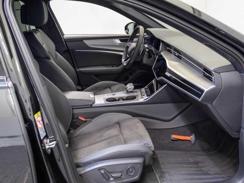 Audi A6 55 TFSI e quattro Competition Plug in Hybrid | 367PK | S-Line | B&O Sound | Nachtzicht | Camera | Adapt.Cruise | Head-Up | Trekhaak | Full Option | afbeelding 21