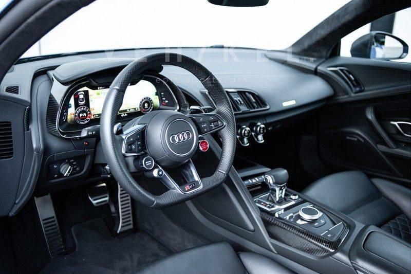 Audi R8 5.2 performance quattro // Ara Blue afbeelding 10