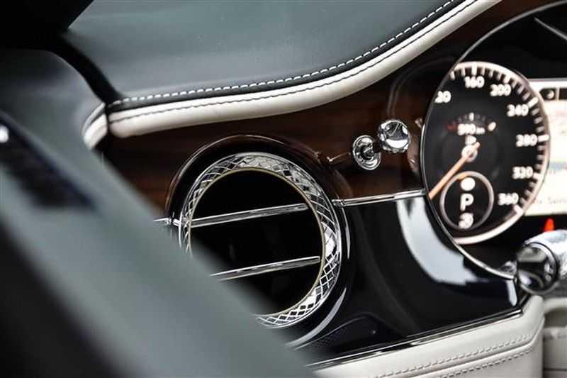 Bentley Continental GT W12 MULLINER MASSAGE+HEADUP+TOPVIEW afbeelding 5