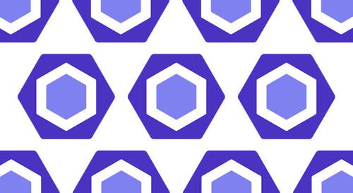 ESLint logo pattern