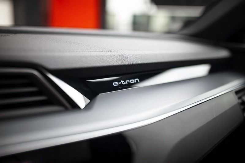 Audi e-tron 55 Quattro *Advanced / B&O / Pano / ACC / 4% Bijtelling €175,- P.M.* afbeelding 10