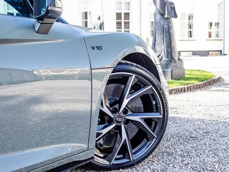 Audi R8 Spyder 5.2 performance quattro | 620PK | Magnetic Ride V10 | B&O sound | Carbon | Ceramic | Audi Exclusive | Garantie tot 07-2025* afbeelding 20