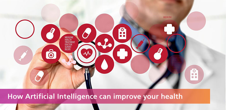 How Artificial Intelligence can improve your health?