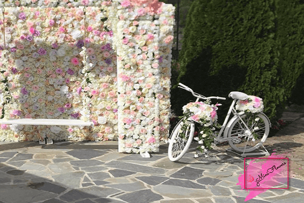 Decoratiuni intrare si accesorii nunta - Mini Flowers