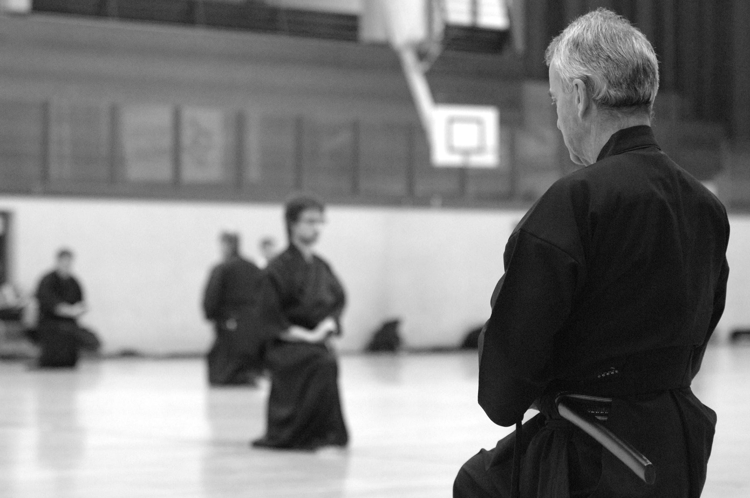 focus sur le Iaido