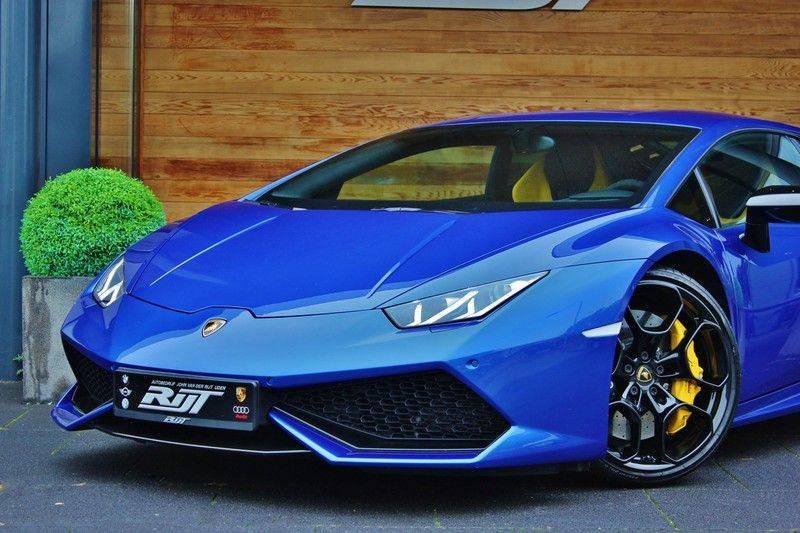 Lamborghini Huracan 5.2 V10 LP610-4 **Keramisch/Forged Carbon/Lift/Alcantara** afbeelding 22