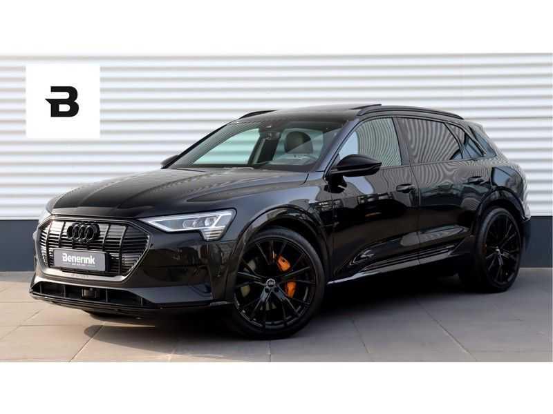 Audi e-tron 55 quattro Advanced Bang & Olufsen, Panoramadak, Head-Up Display, Soft-Close