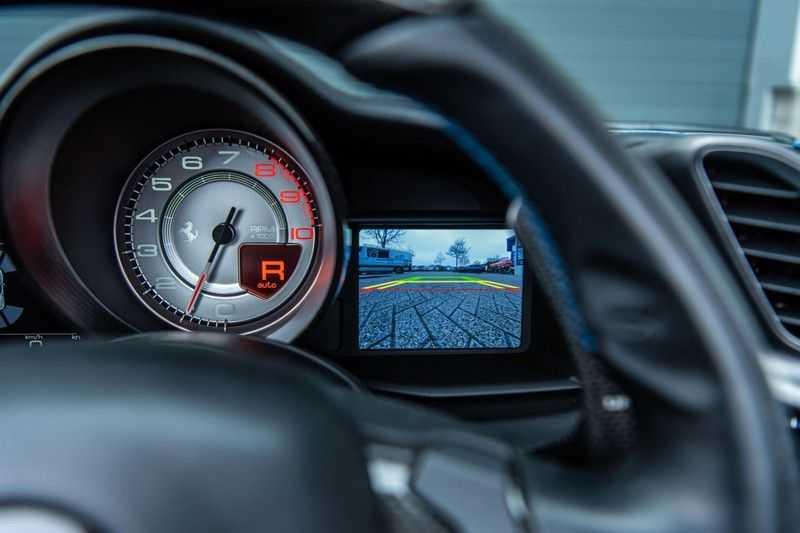 Ferrari 488 3.9 Spider HELE, 670 PK, Racing/Seats Daytona, JBL, Atelier, Blu Corsa, Liftsysteem, Scuderia Shields, 2016, 12DKM!! afbeelding 5
