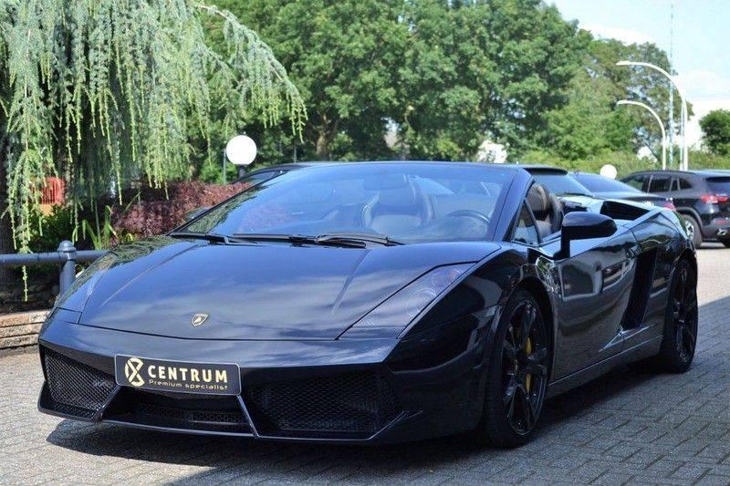 Lamborghini Gallardo 5.0 V10 Spyder afbeelding 1