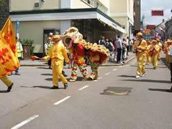 chinese dragon mazey day 2008
