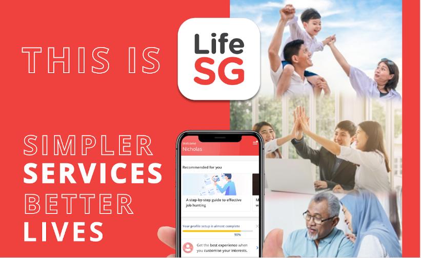 Life SG banner