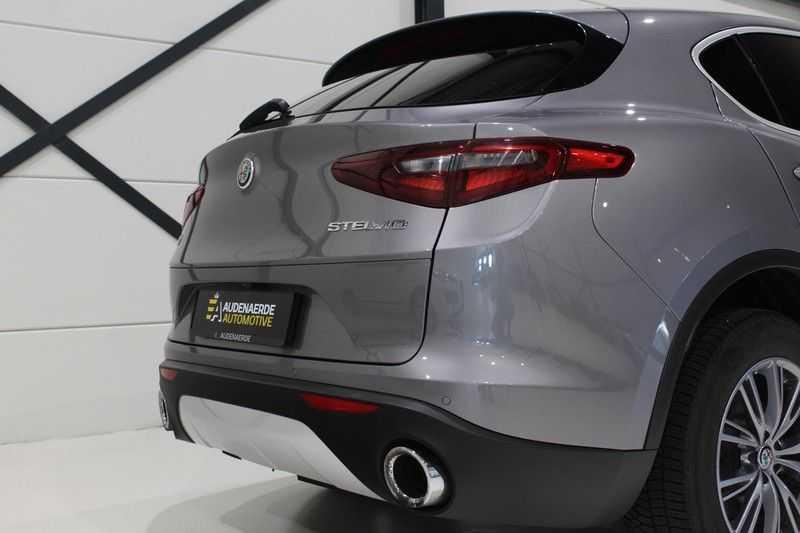 Alfa Romeo Stelvio 2.0 T AWD Super Veloce pack | Sportstoelen | Trekhaak | Adaptive cruise control | Leer afbeelding 18