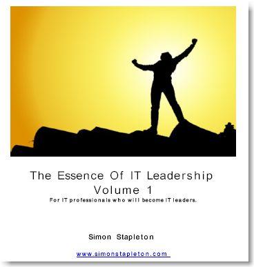 IT Leadership SimonStapleton