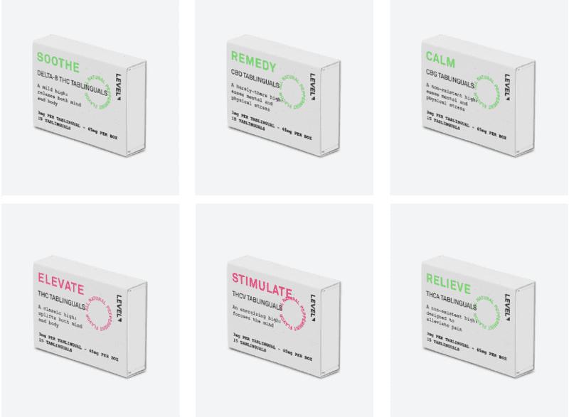 Innovation Spotlight: Level's New Cannabis Tablinguals