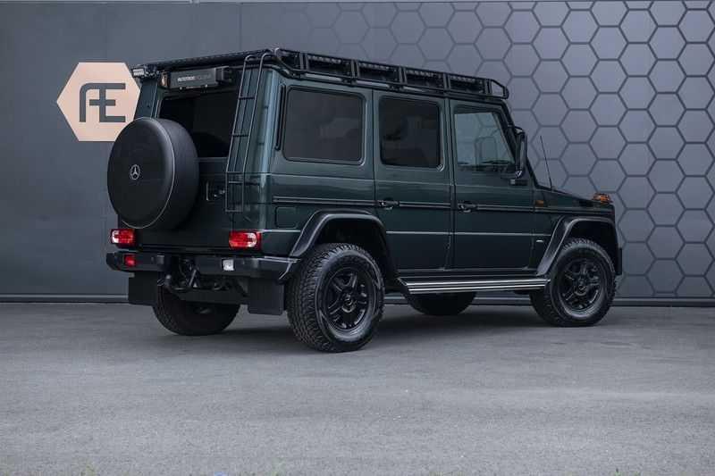 Mercedes-Benz G-Klasse 350 d Professional afbeelding 2