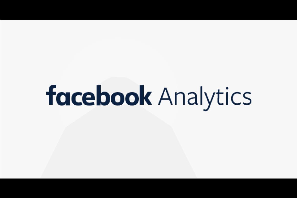 Logo Facebook Analytics