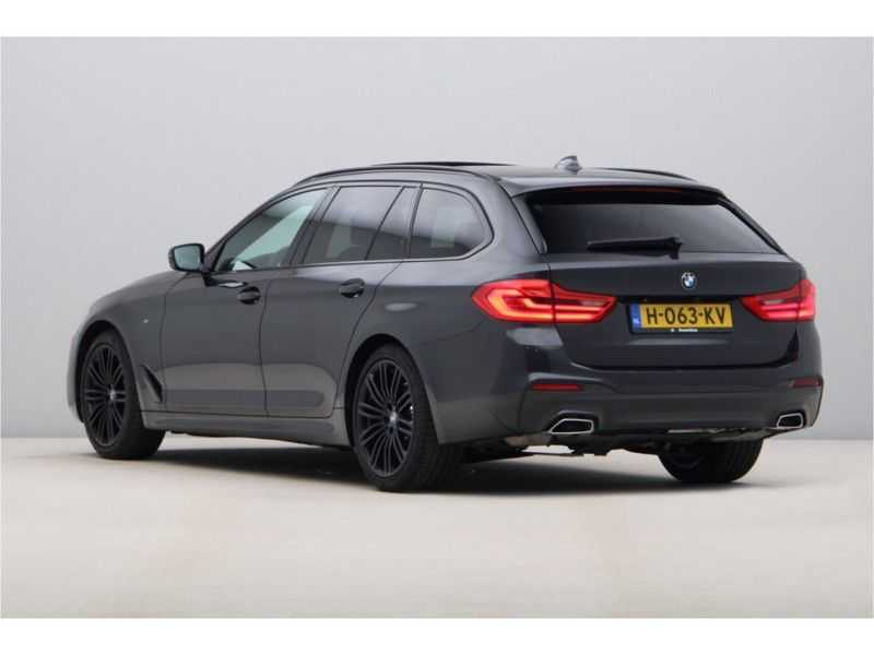BMW 5 Serie Touring 520i High Executive Edition afbeelding 10