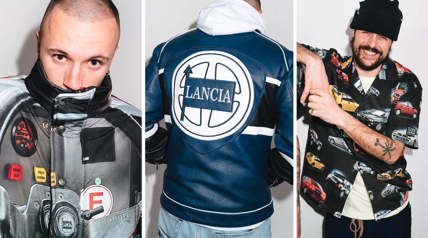Lancia Apparel Collection