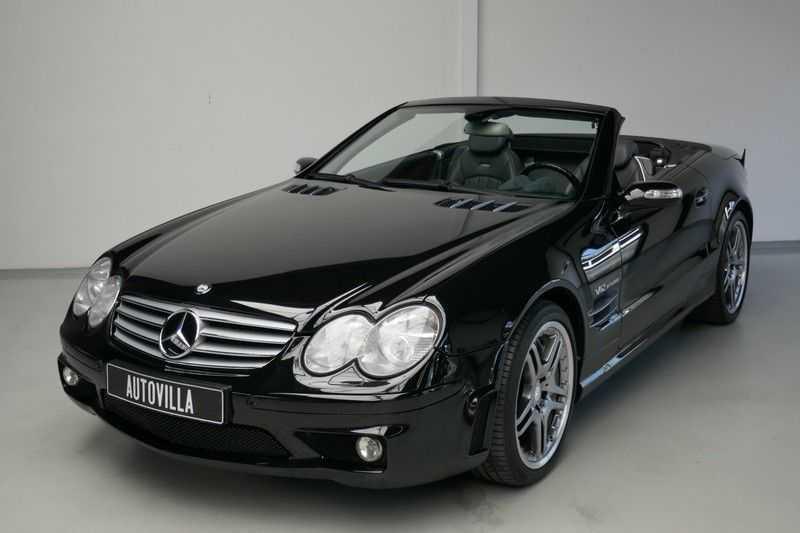 Mercedes-Benz SL-Klasse 65 AMG V12 afbeelding 8