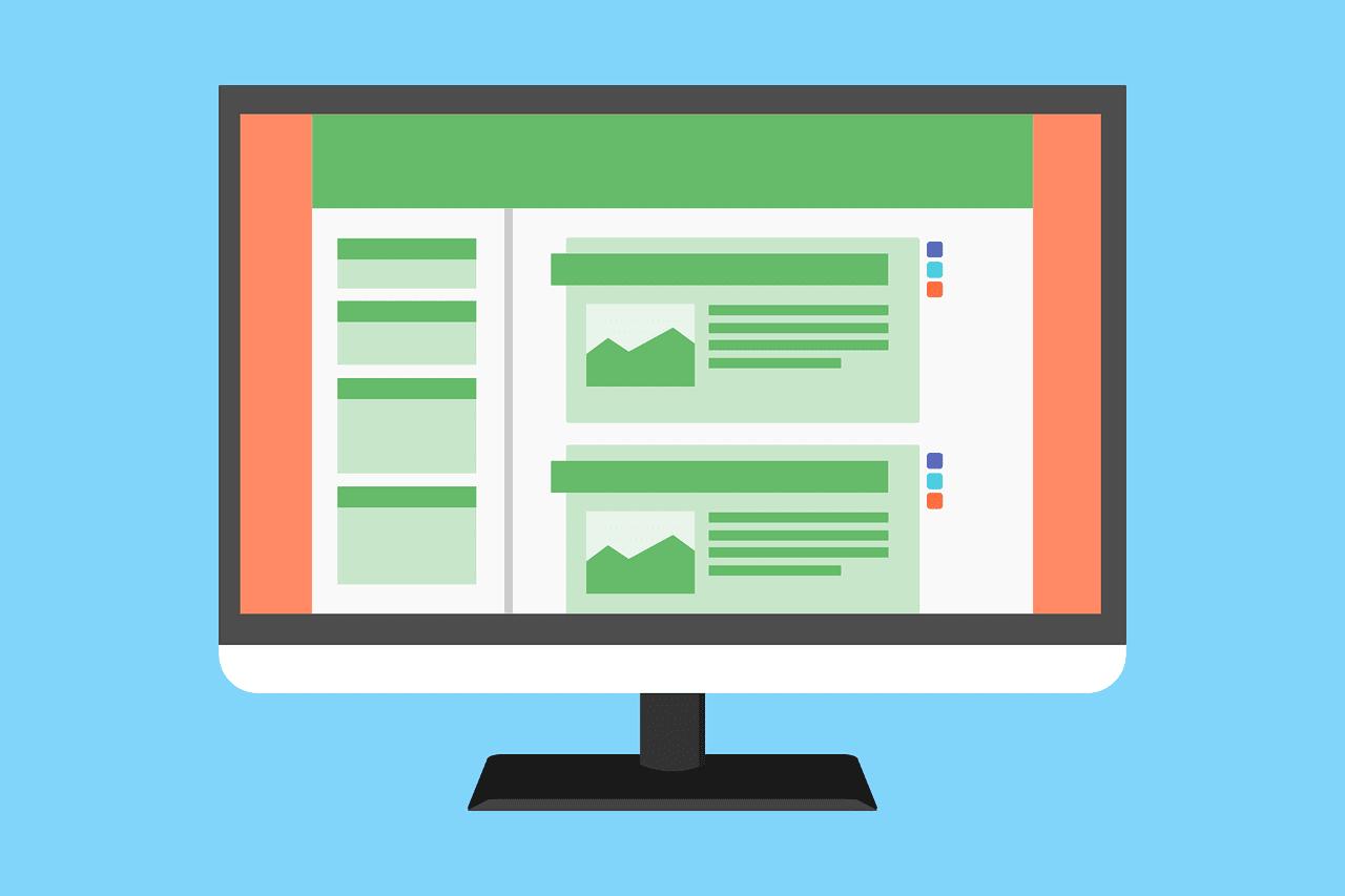 Como escolher um template para o seu blog