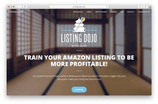 listing dojo homepage