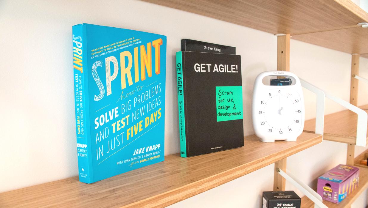Hoe overtuig je je team om een Design Sprint te doen?
